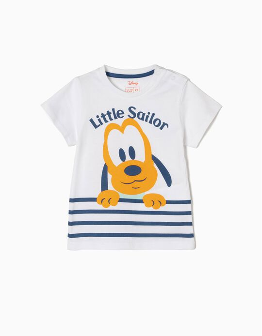 T-shirt Pluto Little Sailor