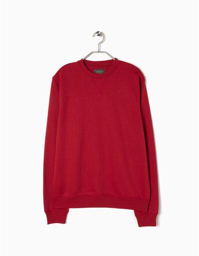 Sweatshirt Cinzenta