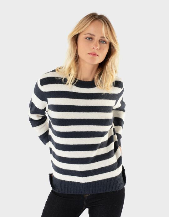 Striped Jumper for Women