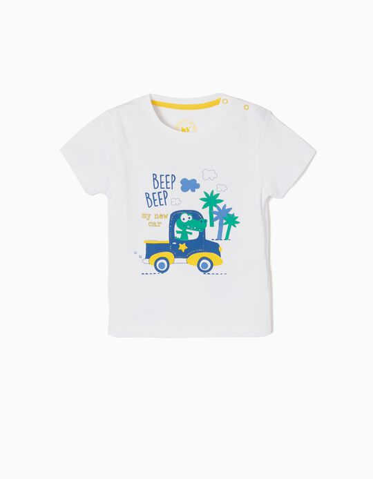 T-shirt Algodão Beep Beep BS