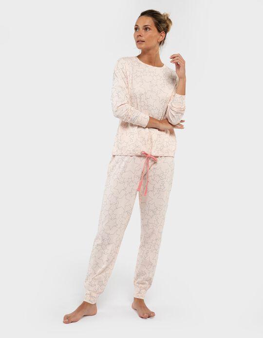 Conjunto pijama estrelas