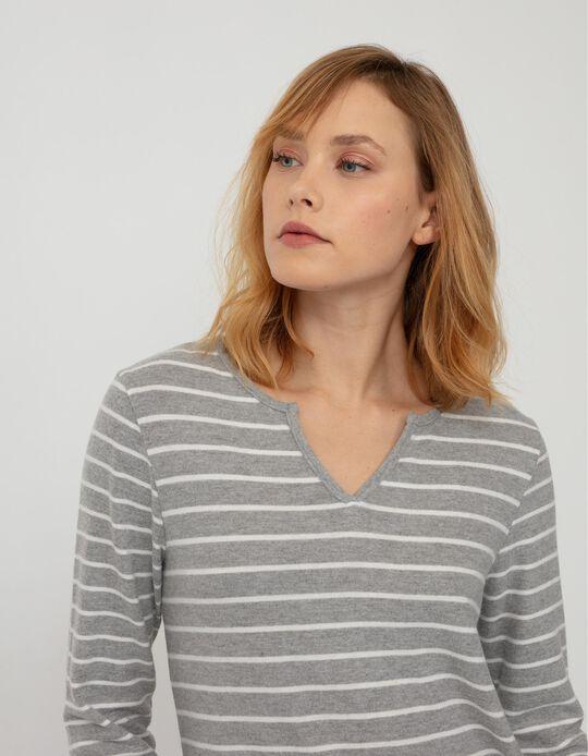Soft Pyjamas, Women, Grey