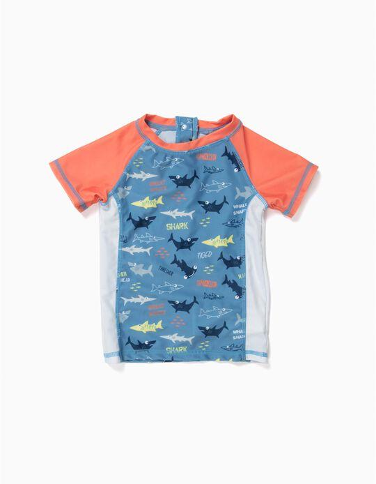 T-shirt de Banho com Proteção