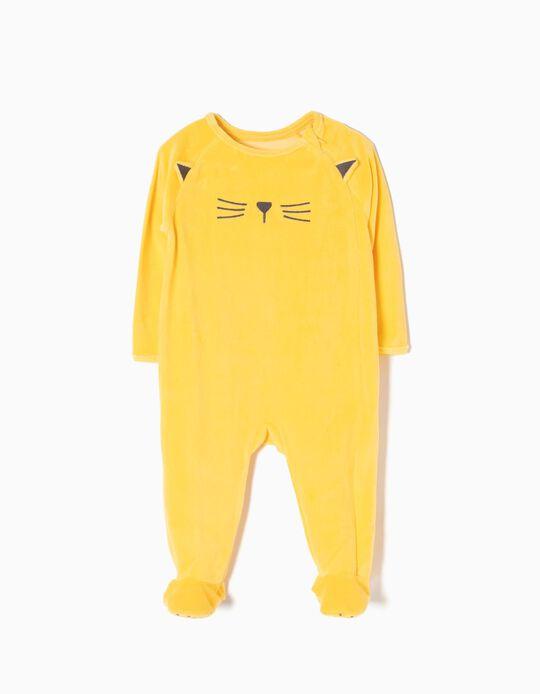 Babygrow amarelo
