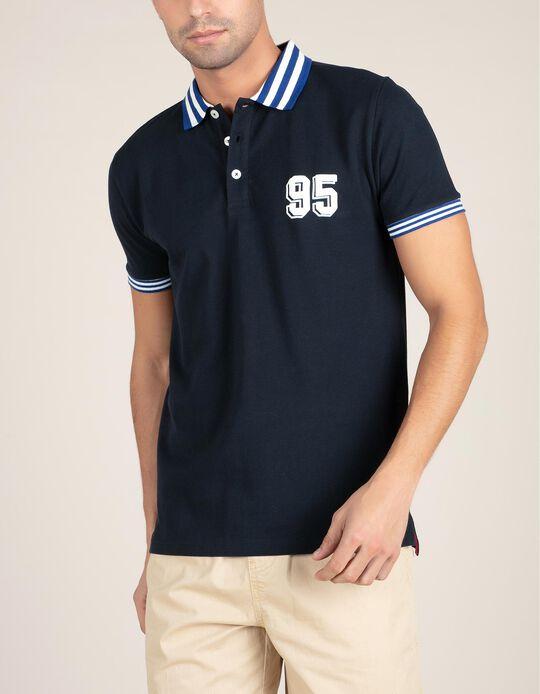 Mo casual polo shirt