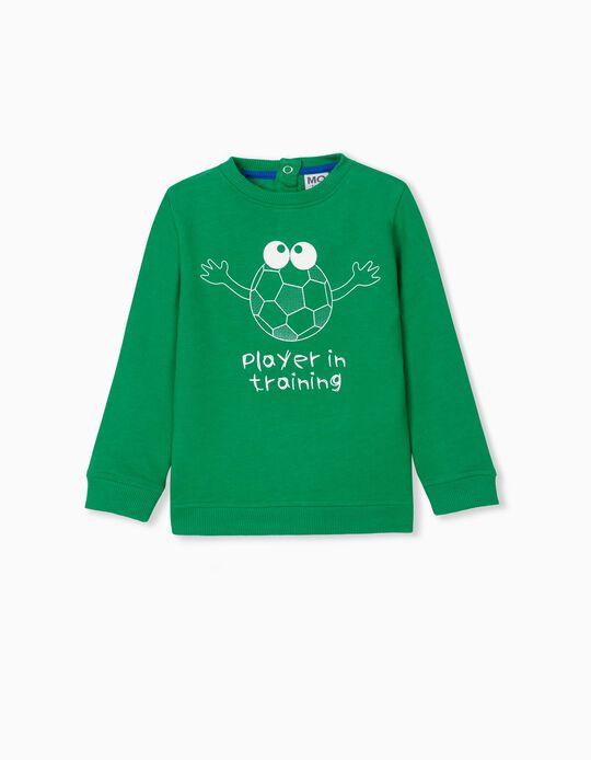 Gamer' Sweatshirt, Babies, Green