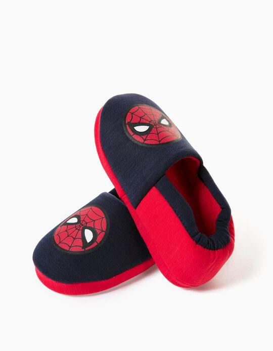 Pantufas 'Spiderman', Menino, Multicor