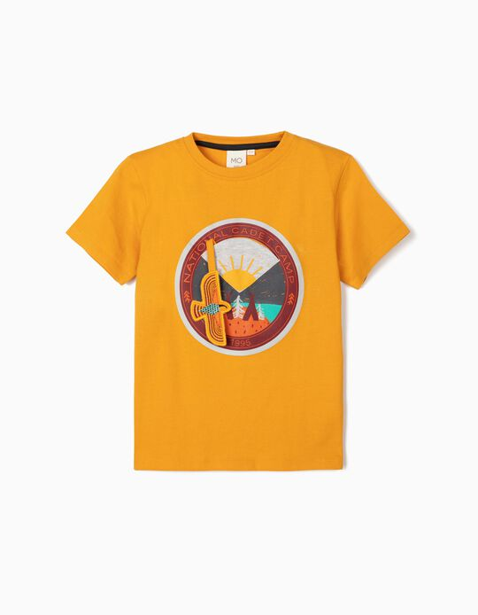 T-shirt with Print, for Boys