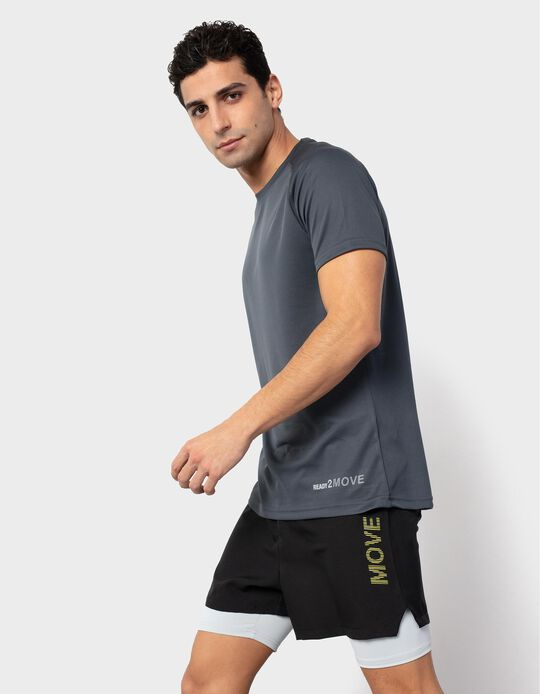 Double Shorts, for Men