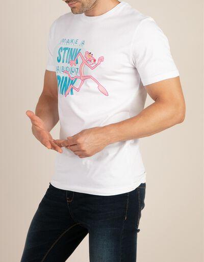 T-Shirt The Pink Panther