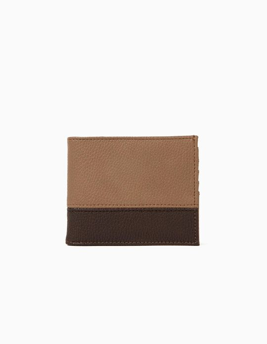 Leather-Effect Wallet