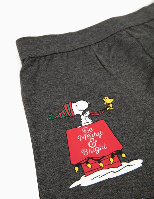 Boxers natalícios Snoopy