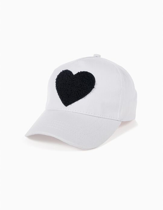 Boné Coração