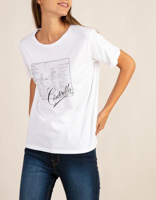 T-shirt Cinderella