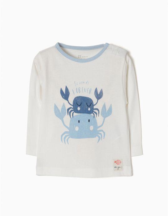 T-shirt Manga Comprida Friends