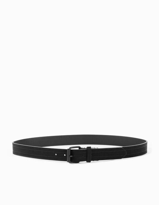 Belt for Men, Black