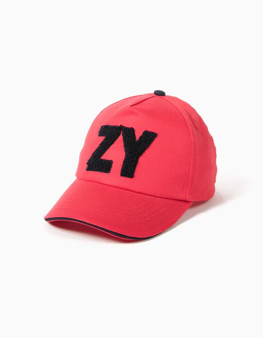 Boné ZY Vermelho