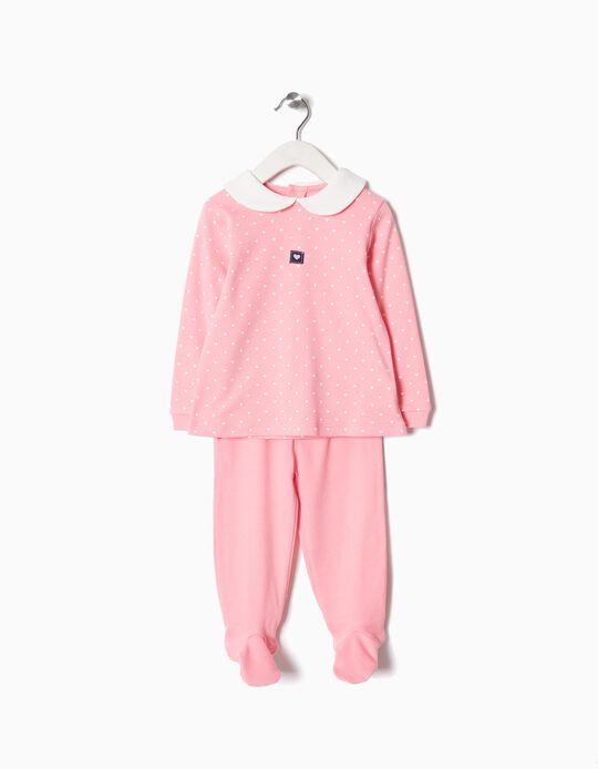 Pijama Corações
