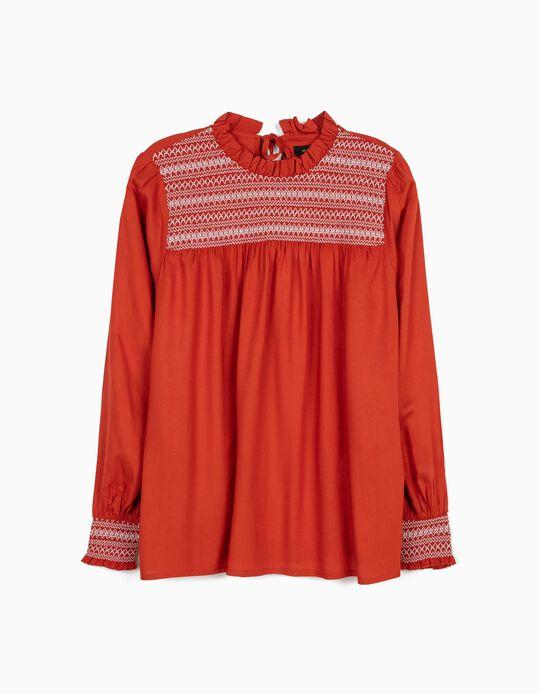 Long Sleeve Blouse for Women
