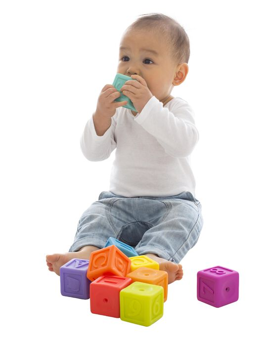 Cubos para Empilhar Playgro