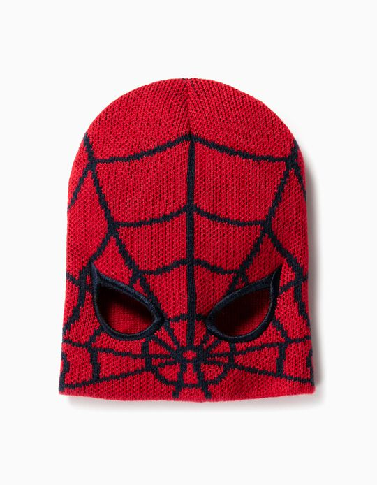 Gorro Máscara para Menino 'Spider-Man', Vermelho