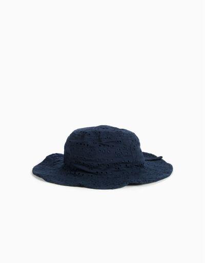 Chapéu Bordado