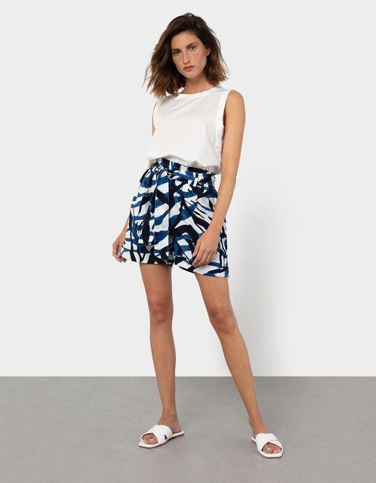 Linen Shorts, Women