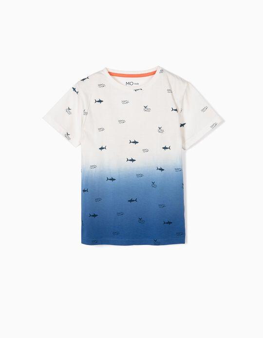 T-shirt, sharks