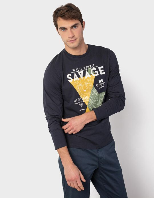 Long Sleeve Top, for Men
