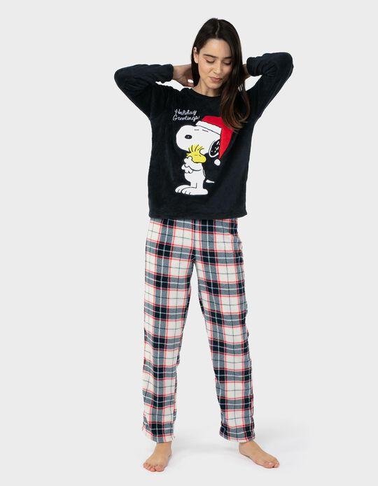 Polar Fleece Pyjamas, Snoopy