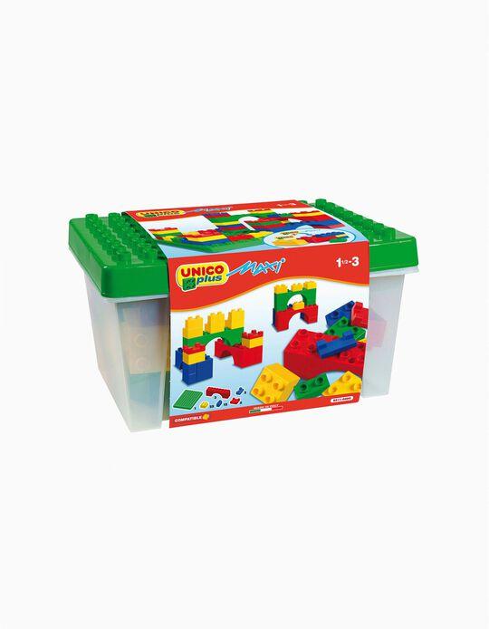 Brinquedo 18M+ Único  48 pçs