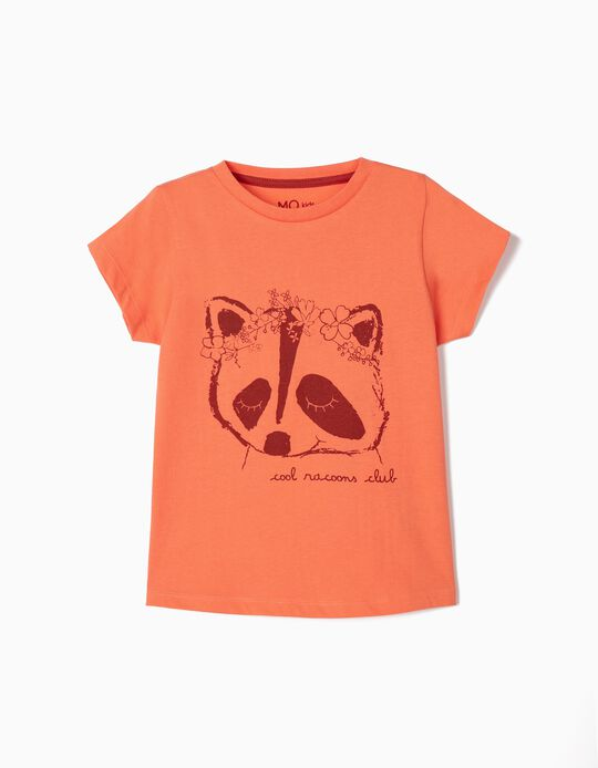 Raccoons' T-shirt for Girls