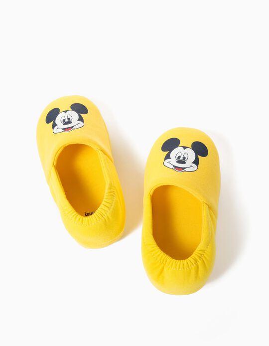 Pantufas 'Disney', Menino, Amarelo