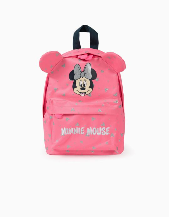 Backpack for Baby Girls, 'Minnie Mouse', Pink