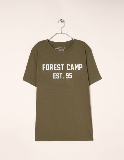 T-Shirt Forest Camp