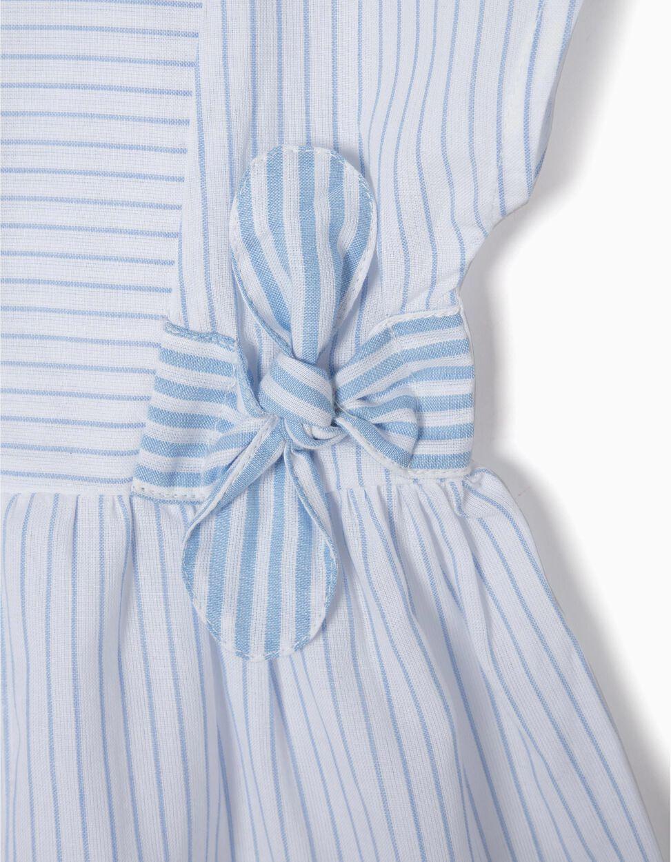 Blusa Riscas e Laços