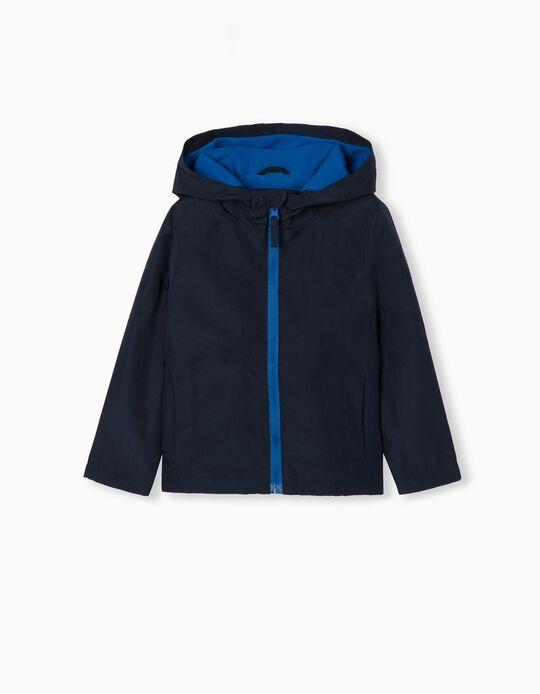 Hooded Jacket, Baby Boys