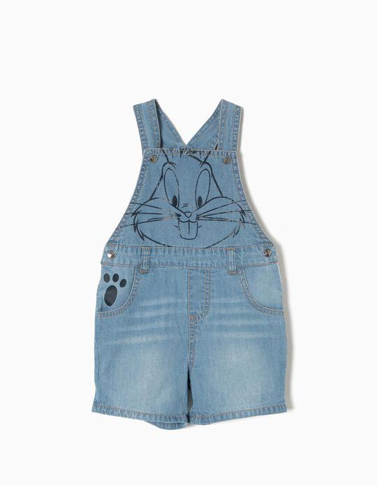 """""""Macacão Bugs Bunny"""
