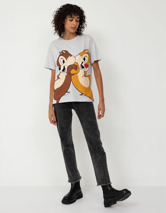 Disney T-shirt, Women, Grey