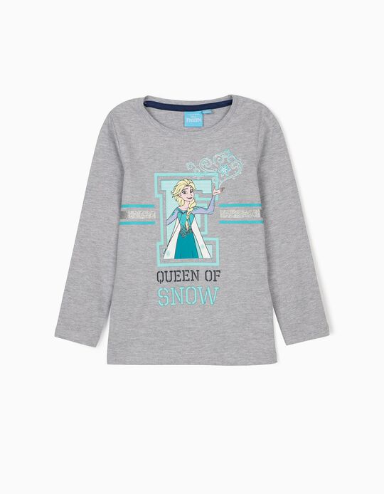 Long Sleeve Top, 'Frozen'