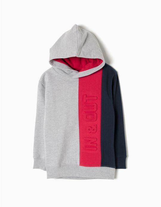Sweatshirt In&Out