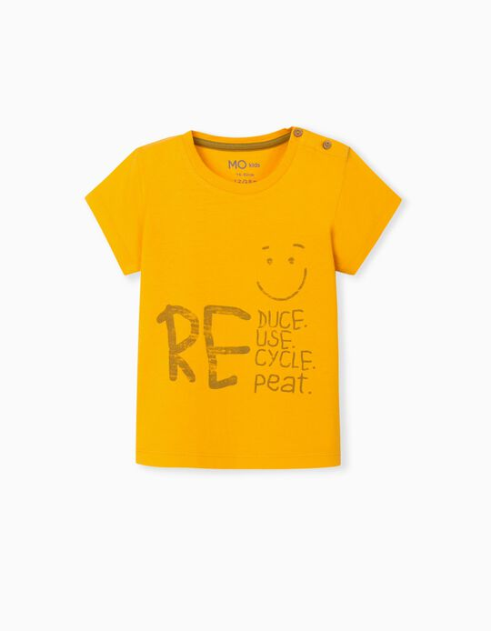 T-shirt in Organic Cotton, Baby Boys