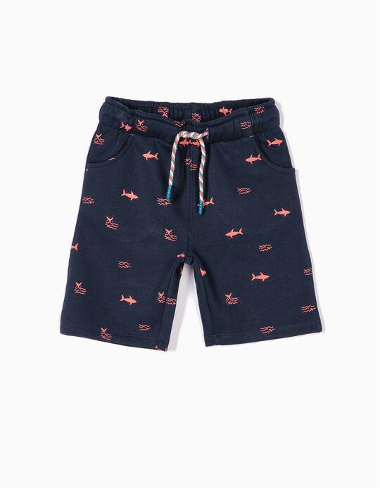 Shorts, sharks