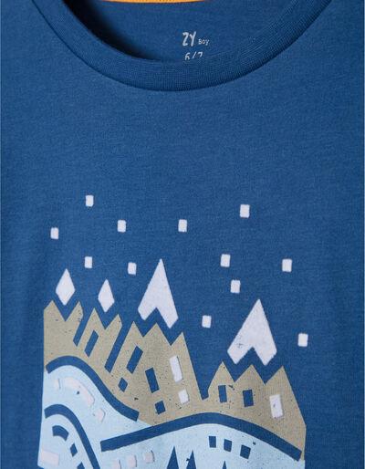 T-shirt Manga Comprida Norway