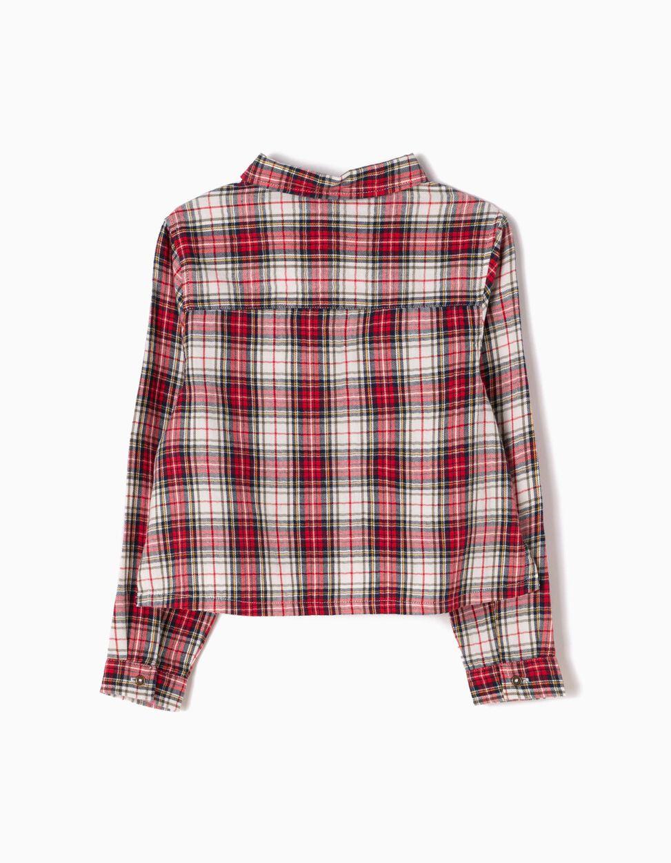Camisa Curta Xadrez