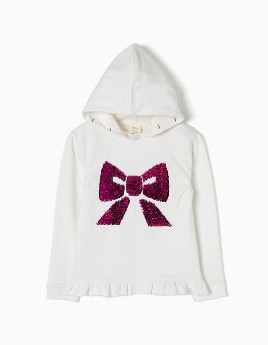 Sweatshirt Laço