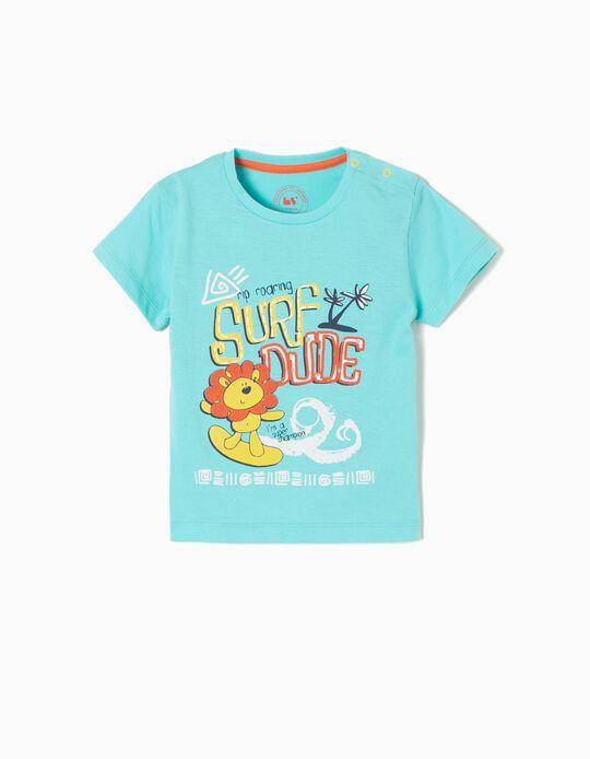 T-shirt Algodão Surf Dude BS