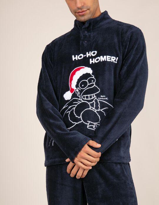 Conjunto de pijama Homer Simpson