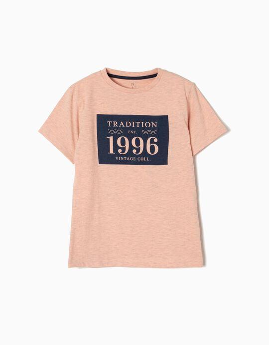 T-shirt Estampada Vintage 1996