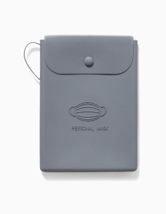 Face Mask Silicone Storage Case